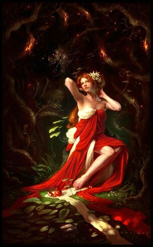Lilith goddess of feminine equality wiki pagans for Maitresse lilith