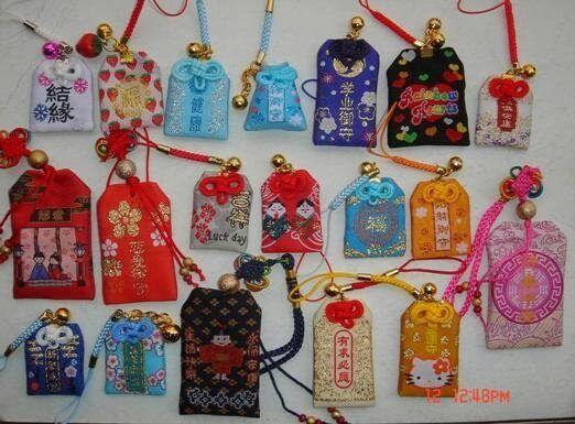 Японские талисманы своими руками