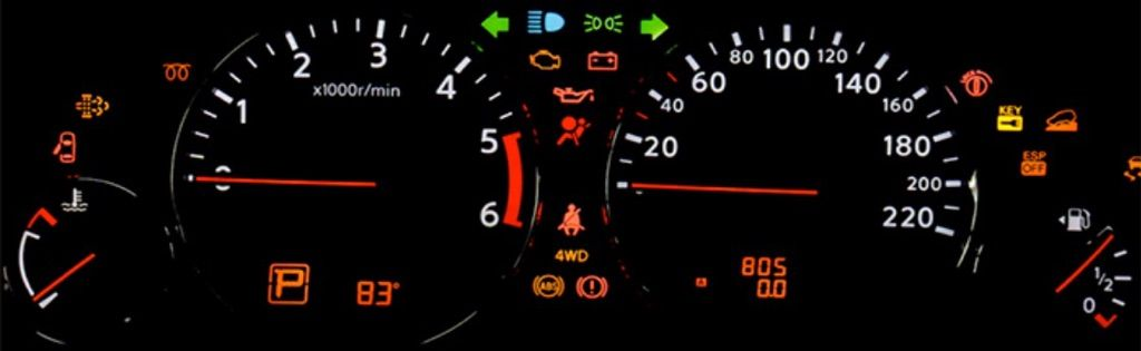 Explaining 10 Vehicle Dashboard Warning Lights | Garage Amino