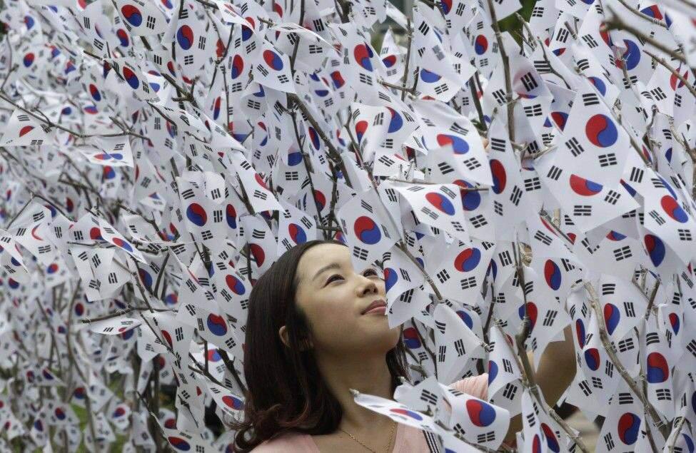 Resultado de imagem para dia da independencia coreana