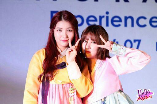 Sowon x Eunha | Wiki | •K-Pop• Amino