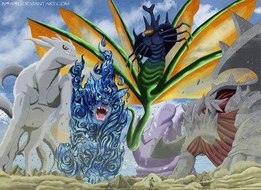 Chōmei The Seven Tails Wiki Naruto Amino