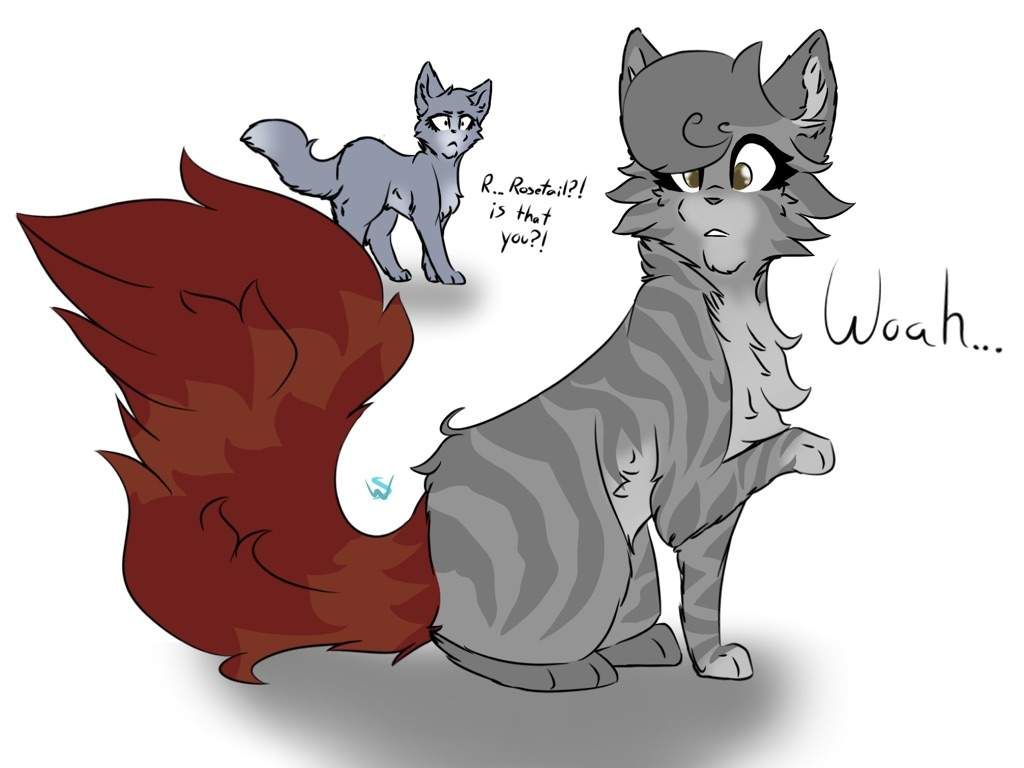 Do You Have An Au Warrior Cats