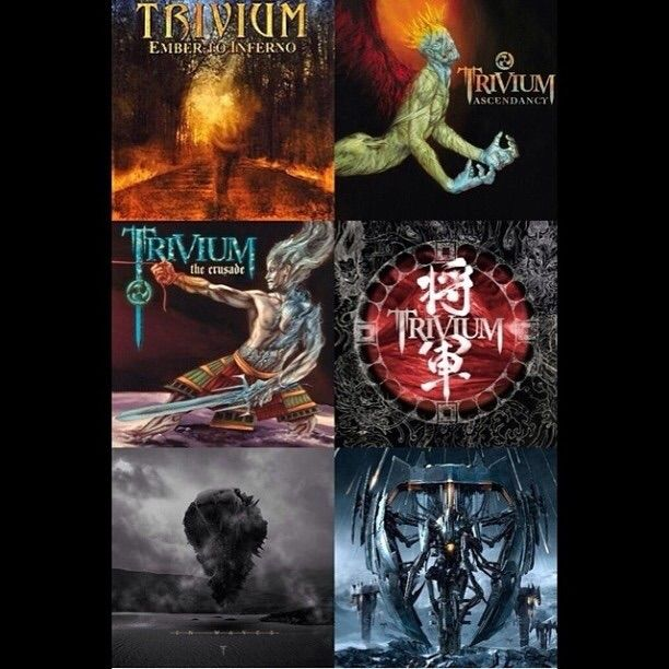 Trivum | Metal Amino