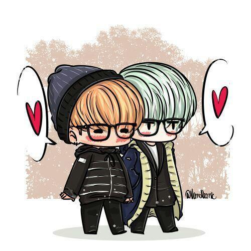 I LOVE 💖 yoonmin 😙😘😍😗 the yoonmin is real is my life kiss kiss