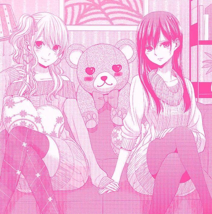 ❤ Yuzu and Mei ❤   Yuri Manga & Anime Amino