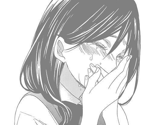 аниме слёзы картинки