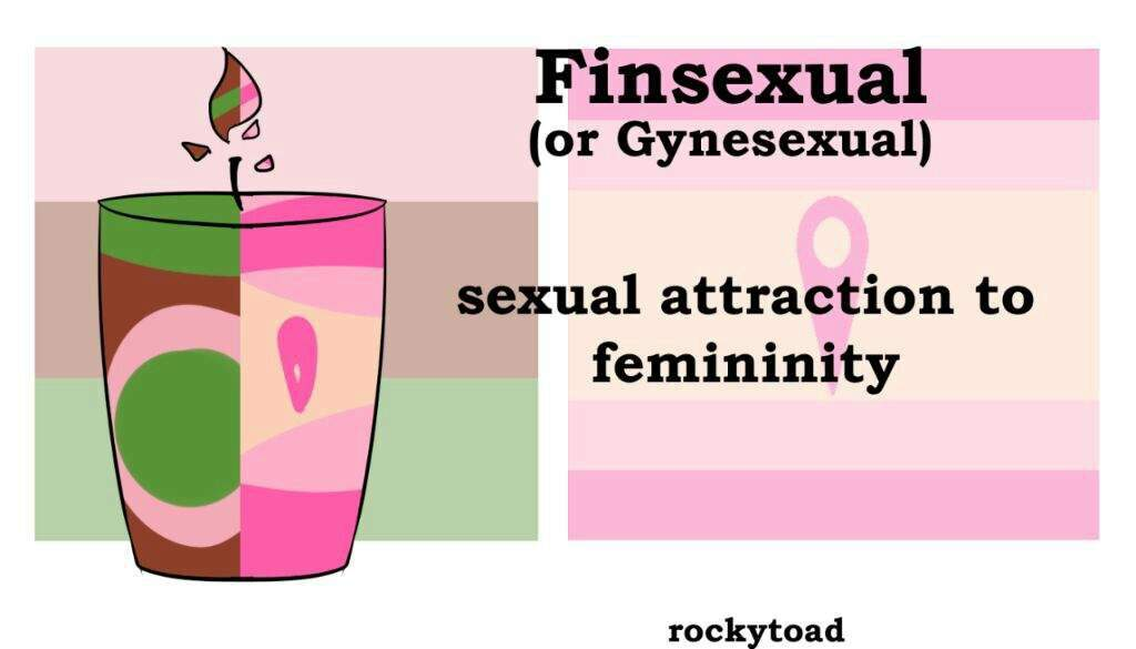 Gynesexual definition