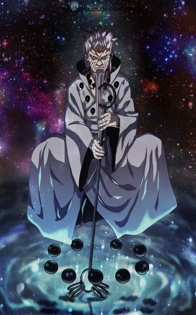 Hagoromo Ōtsutsuki | Naruto Amino