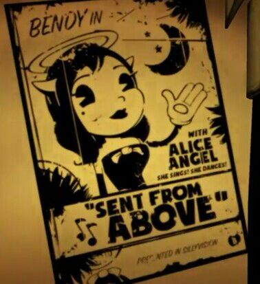 Bendy And The Ink Machine 2048
