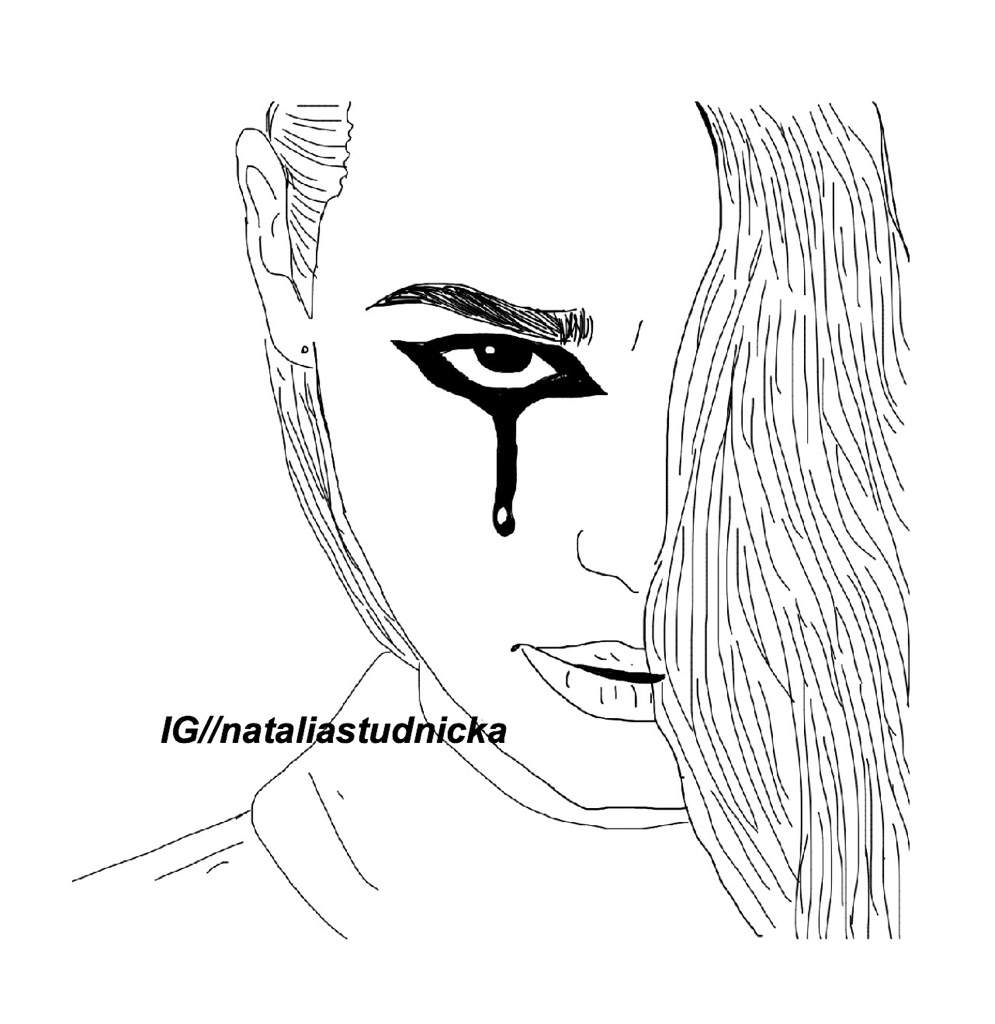 Cheryl Blossom Outline Riverdale Amino