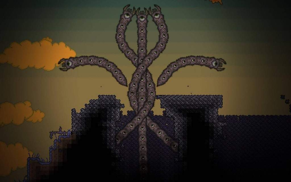 Eater Of Worlds | Wiki | Terrarian Amino