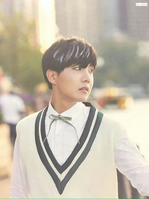 J Hope Aesthetic Personality And Talent Appreciation