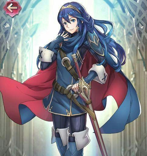 Happy Birthday Lucina Fire Emblem Amino