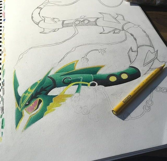how to get rayquaza in white