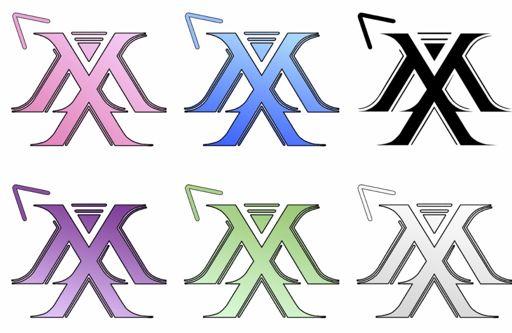 monsta x logo tumblr cursors monbebe amino - Halloween Tumblr Cursors