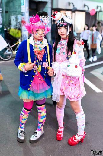 Decora Kei (Intro To J,Fashion)