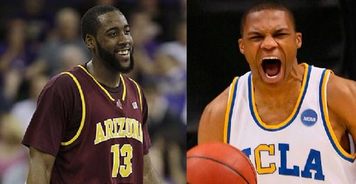 How Russell Westbrook and James Harden were almost college ...