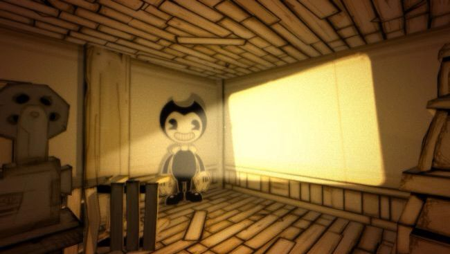 bendy and the ink machine rooms
