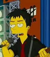 Billie Joe Armstrong Wiki The Simpsons Amino