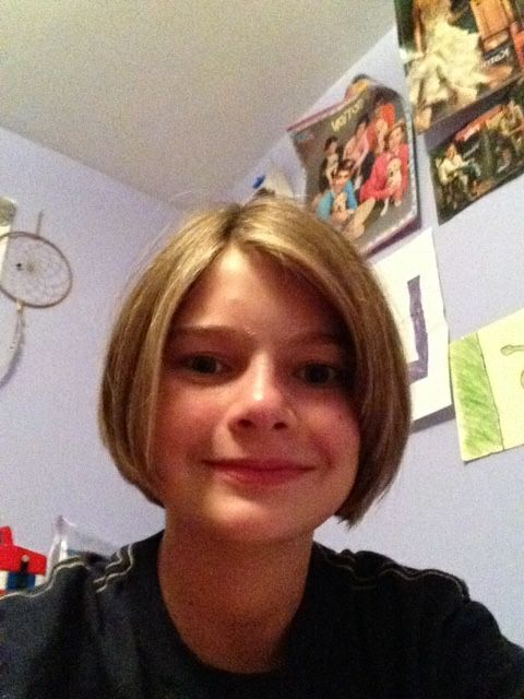 Hairstyles For 5th Grade : My hair changed with me lgbt amino
