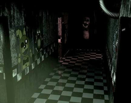 FNAF 3 : All the Easter eggs, Rare screens and Secrets + how