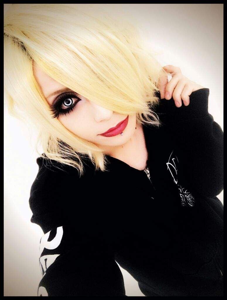 Takashis Makeup Visual Kei Amino
