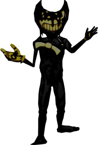 """""""Re-animated Bendy""""   Bendy and the Ink Machine Amino"""