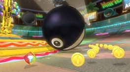 Chain Chomp Wheel Wiki Mario Kart Amino