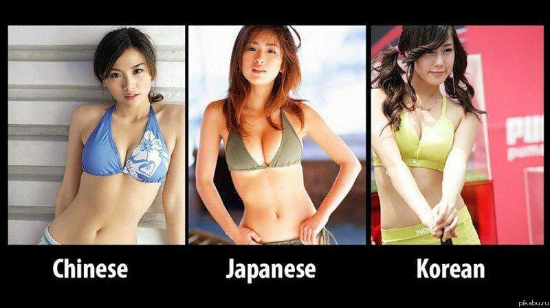 Картинки китаянок кореянок фото 367-525