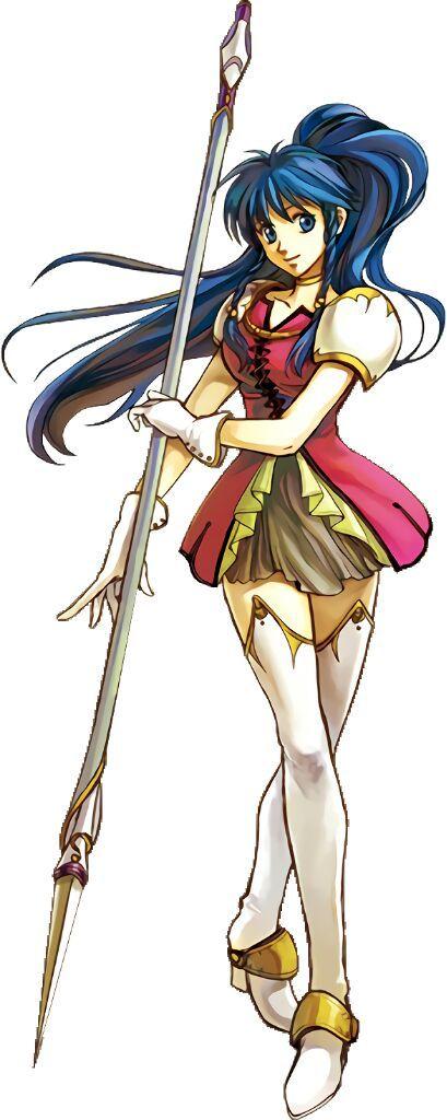 Character Analysis: Tana | Fire Emblem Amino