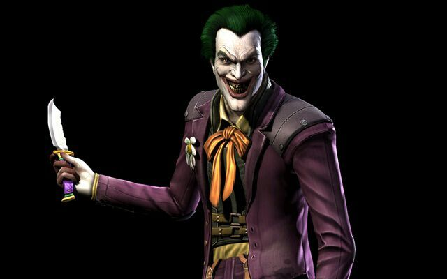 The Joker Injustice Insurgency Joker (Injustice) | �...