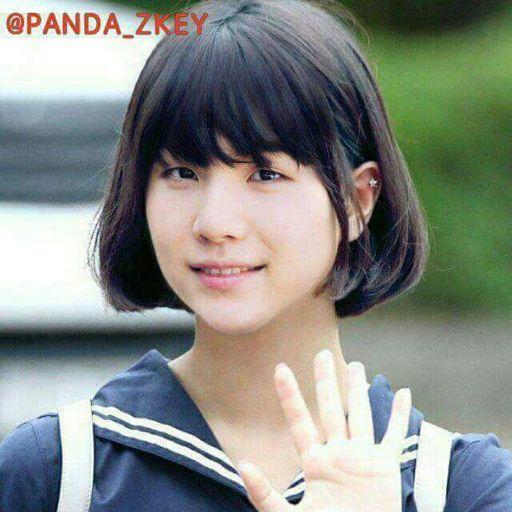 Bts Ig: BANGTAN GIRLS, BTS As A GIRL In IG: @panda_zkey