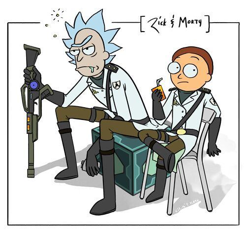 beth rick and morty rule 34