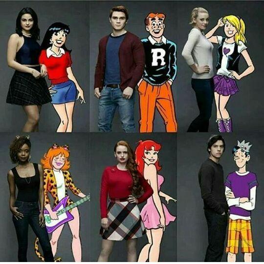 Riverdale Characters: Riverdale: Who Killed Jason Blossom ?