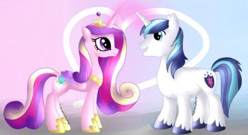 Princess Cadence X Shining Armour