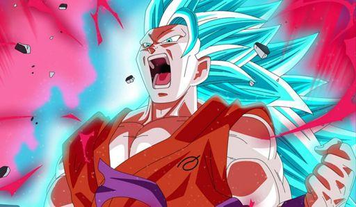 Super Saiyan Blue 3 Kaio Ken Wiki Dragonballz Amino