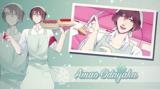 Amao Odayaka x Reader Fanfic | Yandere Simulator Amino