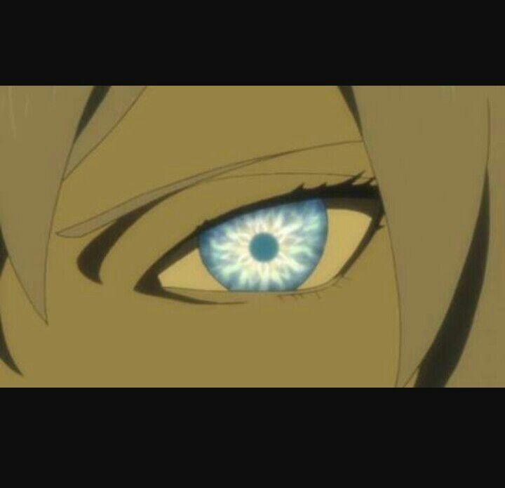 Borutos Eye The Jougan Naruto Amino