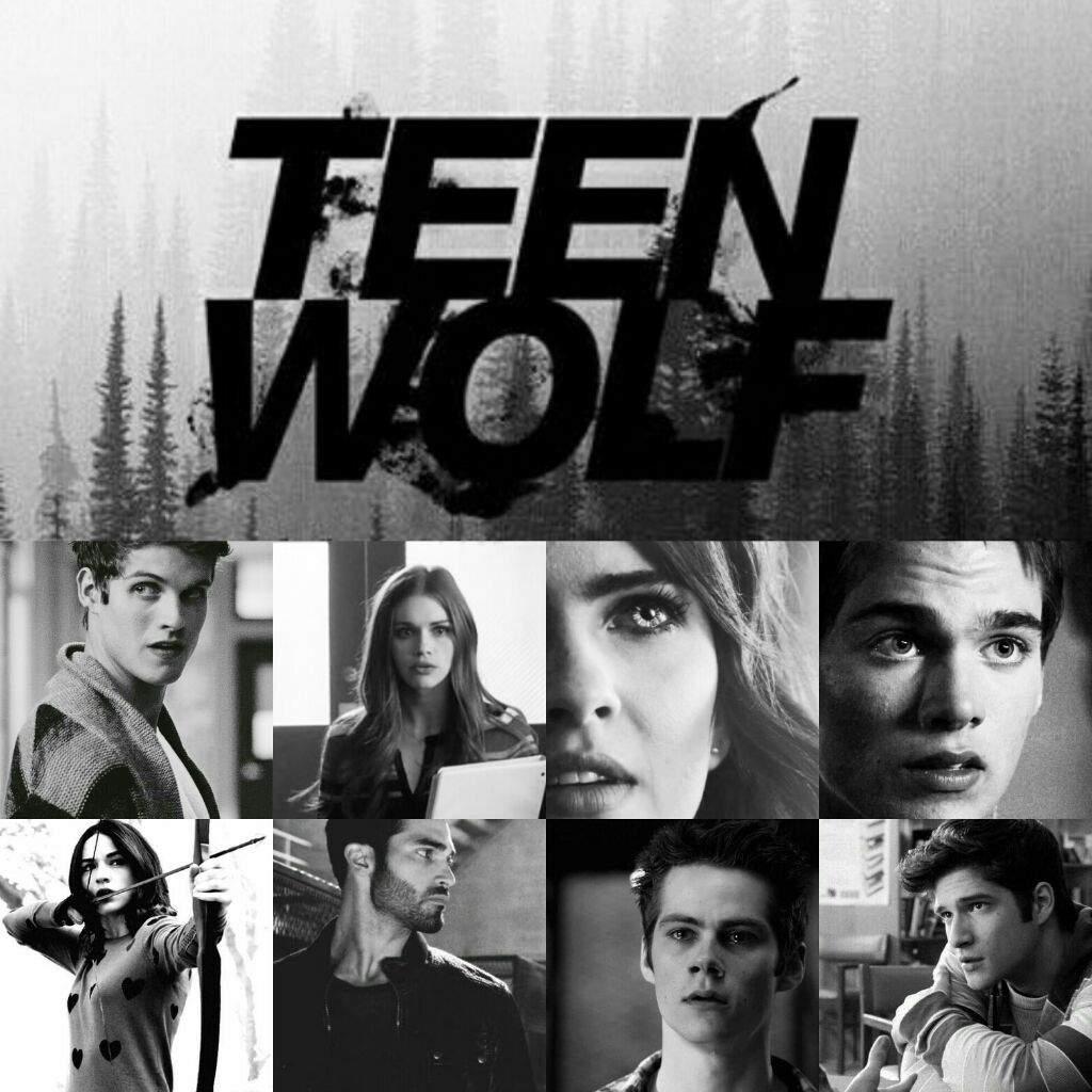 Teen wolf edits