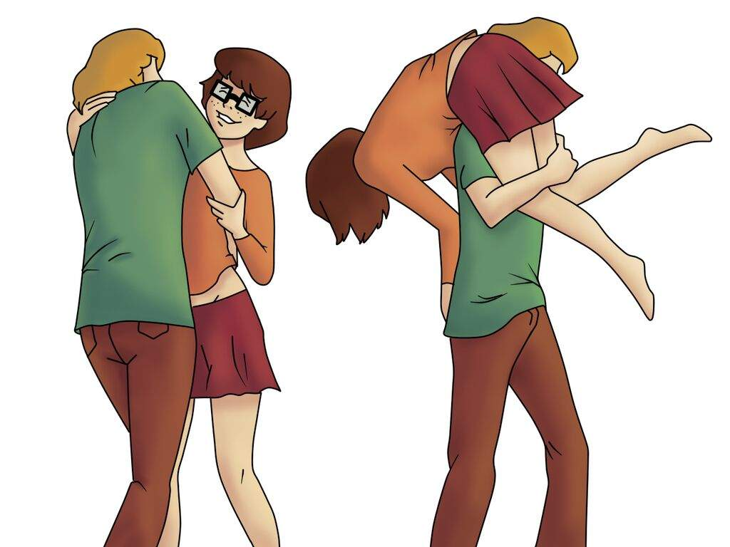 velma and daphne relationship