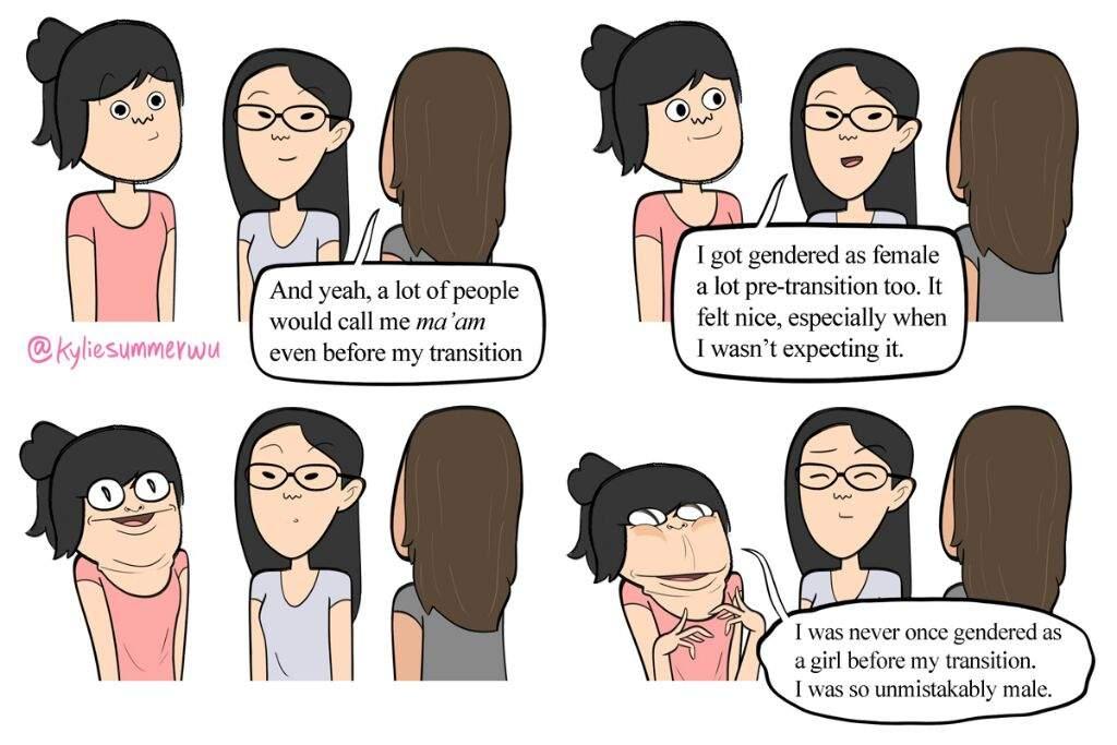 transgirl next door