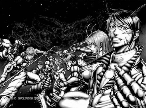 Terra Formars Wiki Anime Amino