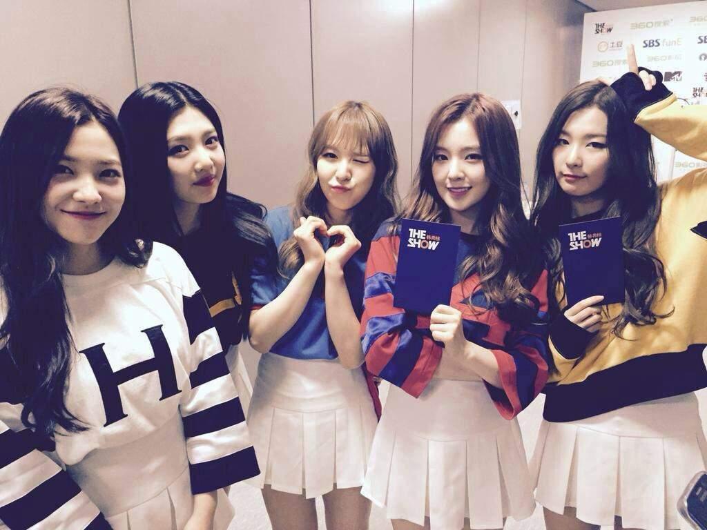 Red Velvet K Pop Amino