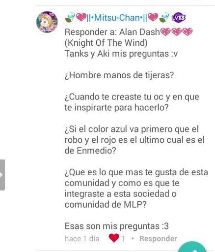 Respuestas Locas A Preguntas Cachondas V Ok No Xd V Equestria Fan Club No Oficial Amino