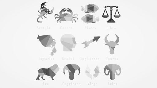 Blackwhite Zodiac Symbols Wiki Zodiac Amino