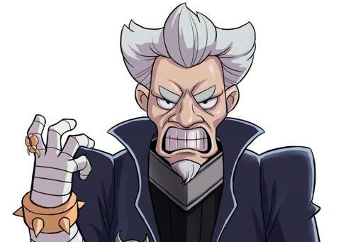 Dr Kralle Gesicht Inspector Gadget