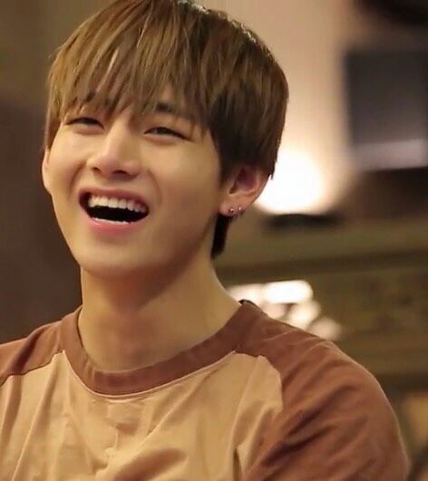 Bts Kim Taehyung Smile Appreciation Army S Amino