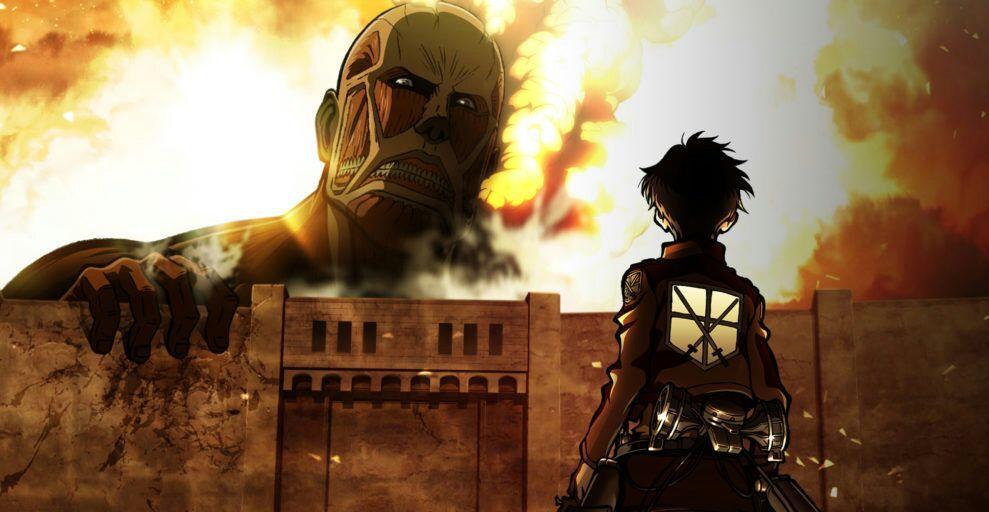 attack on titan season 1 and 2