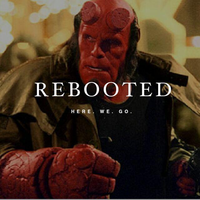 Rated R Hellboy Reboot On It's Way!